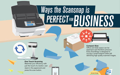 Scansnap For Business