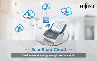 Regional Expansion of ScanSnap Cloud